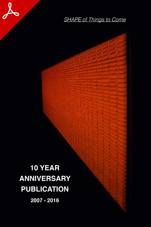 10 Year Anniversary Publication Cover